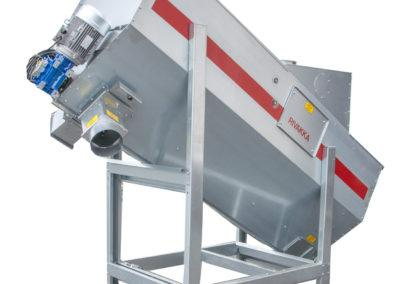 Batch mixer E2000 front