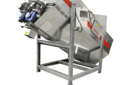 Batch mixer E3200 front