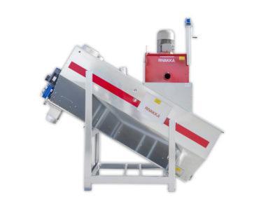 Batch mixer+ hammer mill