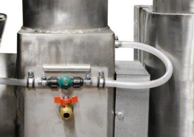 Greenmaker G10 Ruuvin alapää hapotin+vesihana